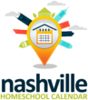 Nashville Homeschool Calendar